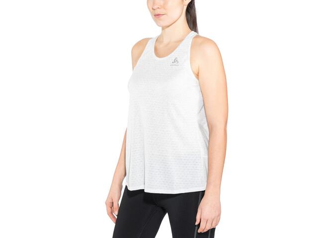 Odlo BL Millennium Linenco Koszulka do biegania bez rękawów Kobiety szary